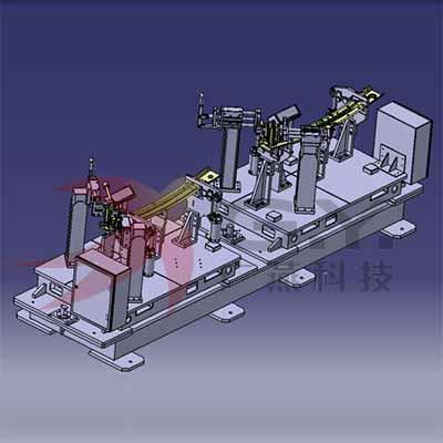 汽车焊装夹具结构设计